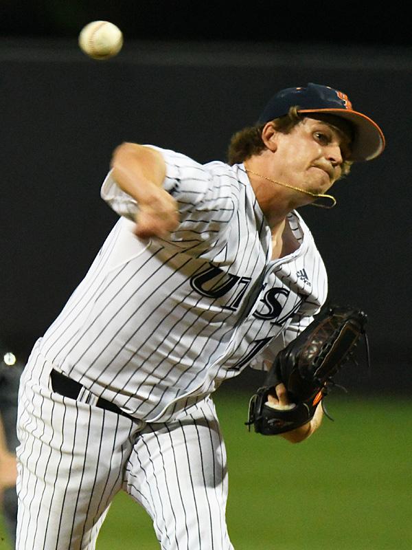 UTSA baseball Shane Anderson by Joe Alexander