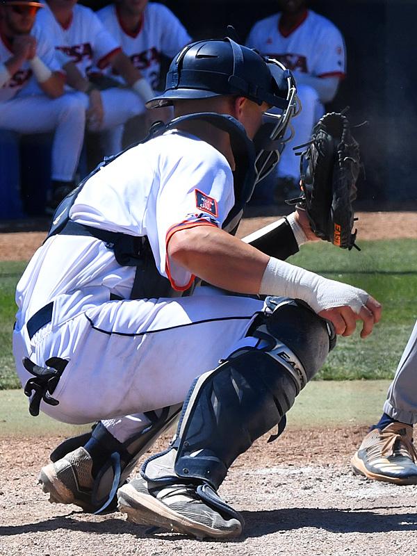 UTSA baseball Josh Kileen by Joe Alexander