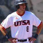 UTSA baseball Taylor Barber by Joe Alexander