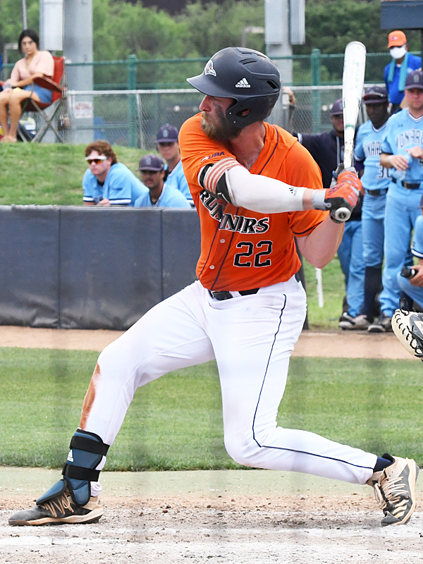 Griffin Paxton playing for UTSA against Old Dominion on May 9, 2021, at Roadrunner Field. - photo by Joe Alexander