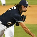 San Antonio Missions reliever Brandon pitched two scoreless innings during Friday's victory over the Springfield Cardinals at Wolff Stadium. - photo by Joe Alexander