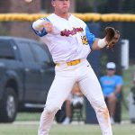 Zac Vooletich. The Flying Chanclas de San Antonio beat the Brazos Valley on Wednesday in the Texas Collegiate League playoffs to clinch a spot in the championship game. - photo by Joe Alexander