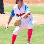 The Flying Chanclas' JT Moeller was the winning pitcher in the Texas Collegiate League championship game Saturday, Aug. 7, 2021, at Wolff Stadium. - photo by Joe Alexander