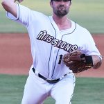 Matt Waldron started on the mound for the San Antonio Missions and took the loss on Friday at Wolff Stadium. - photo by Joe Alexander