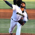 San Antonio Missions starter Pedro Avila pitched four innings and allowed one run on Wednesday at Wolff Stadium. - photo by Joe Alexander