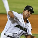 San Antonio Missions closer Jose Quezada pitched the ninth inning and got the save on Wednesday at Wolff Stadium. - photo by Joe Alexander