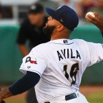 San Antonio Missions starter Pedro Avila pitched four innings on Tuesday at Wolff Stadium. - photo by Joe Alexander