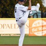 San Diego Padres prospect MacKennzie Gore was the San Antonio Missions' starting pitcher on Friday at Wolff Stadium. - photo by Joe Alexander