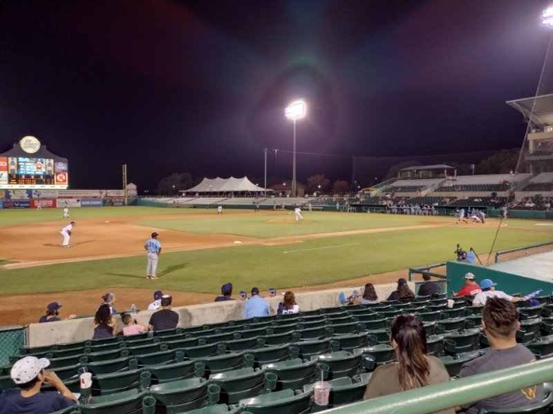 The San Antonio Missions played their final game of the 2021 Double-A Central season on Sunday night at Wolff Stadium. - photo by Joe Alexander